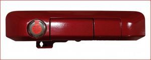 PopnLock's  Tailgate Lock 2009-2015 Tacoma Codeable Lock BOLT®  BARCELONA RED 3R3