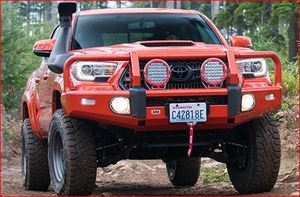 3423150K ARB Summit Winch Bar-Bumper TACOMA 2016+
