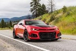 ZL1 1LE Front Bumper Conversion Package