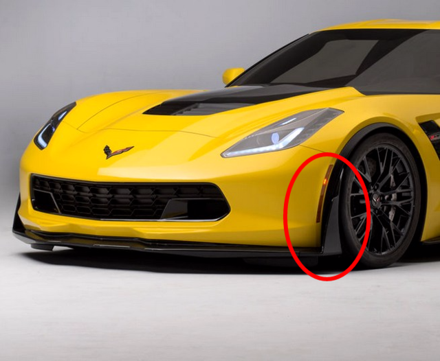"""Performance Aero Kit """"Stage 3"""" Downforce Package (Z06 Only)"""