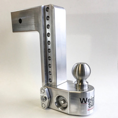 Weigh Safe 10-inch Drop Hitch – 3″ Shaft