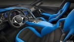 Tension Blue Interior