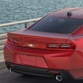 2016 Camaro Coupe Blade Spoiler Kit