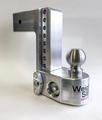 Weigh Safe 8-inch Drop Hitch – 3″ Shaft