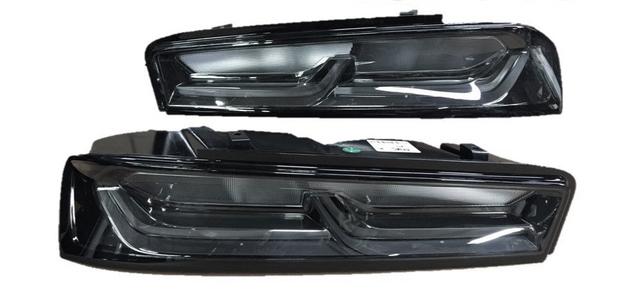 6th Gen Camaro Dark Tail Lamp Set