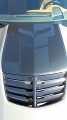 2014-2016 Chevrolet Corvette Stingray Jake Logo Hood Decal - GM (23360469)