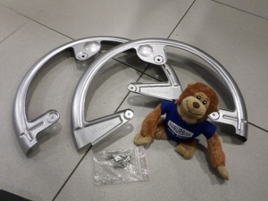 Shield Kit (Wheel Blockers)