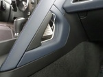 Passenger Side Lower Trim - Twilight Blue