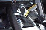 C7 Corvette Genuine GM Automatic Suede Shift Boot Vivid Blue Stitching