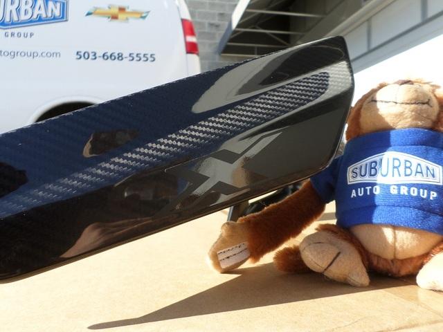 Zl1 1LE Carbon Fiber High Rise Spoiler