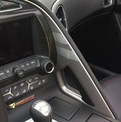 Corvette Grand Sport Dash Surround Applique
