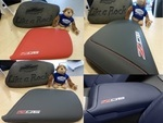 2014-2016 C7 Corvette Z06 Embroidered Console Lid