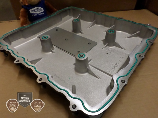 SUPERCHARGER COVER & INSULATOR KIT