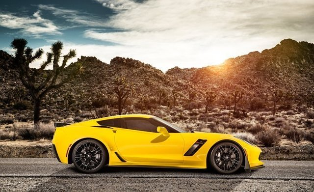OEM C7 Corvette Widebody Conversion Package