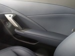 Twilight Blue Passenger Door Trim Panel