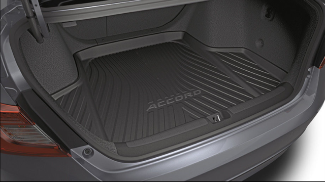 2018 Accord Tray, Trunk