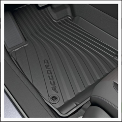 2018 Accord All Season Floor Mats (High Wall)