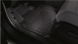 2017-2018 CRV All Season Floor Mats (High Wall)