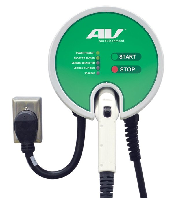 240 Volt Charging Cable
