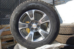 Colorado or Canyon Take Off Wheels (4 wheel kit)