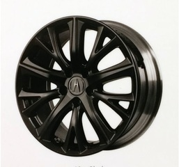 "Genuine Acura 2017 TLX 19"" Berlina Black Wheels"