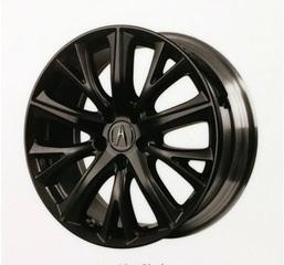 "Genuine Acura 2017 TLX 19"" Berlina Black Wheels"