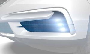 2017 MDX LED FOGLAMP KIT