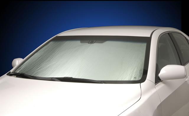 Honda CR-V (2007 - 2011) Custom Auto Shade