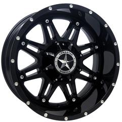 Lonestar Wheels - Outlaw - Gloss Black