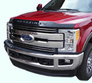 2017 Ford Super Duty Hood Protector - Aeroskin by Lund