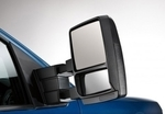 2010 Ford Super Duty Mirrors, Trailer Tow