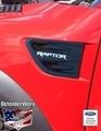 2010-2014 Ford F-150 Raptor Side Vents