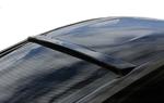 DefenderWorx Ford Mustang Carbon Fiber Rear Upper Spoiler -Gloss Finish
