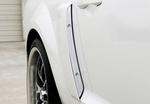 Mustang Billet Side Scoop Inserts Pair