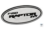 2010-2014 Ford F-150 Raptor Billet Hitch Cover