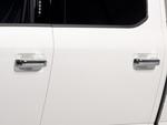 2015-2017 Ford Truck Chrome Door Handle Covers - 4 Door