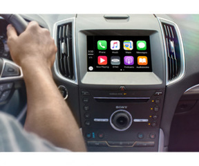 Apple CarPlay Upgrade for Sync III