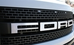 2010-2014 Ford F-150 Raptor Ford Grille Letters