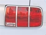 Mustang Tail Light Trim