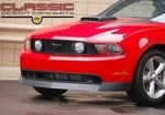 Classic Design Concepts 2010-2012 Mustang Chin Spoiler