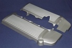 Mustang CPC 05-09 Fuel Rail Covers