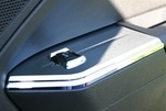 Mustang Replacement Window Switch Plates