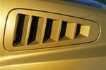 Silverhorse 2010-2014 Mustang Flush Mount Window Louver