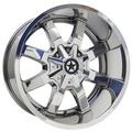 Lonestar Wheels - Gunslinger - Chrome