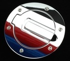 Mustang Billet Fuel Door