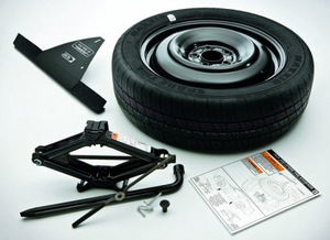 2011-2014 Mustang Spare Tire Kit