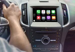 Apple CarPlay Upgrade for Sync III