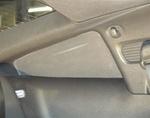 Mustang Window Blackout Panel