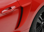 2015-2017 Ford Mustang Quarter Panel Scoops