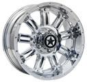 Lonestar Wheels - Ambush - Chrome